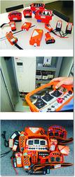 Пульты управления на экскаваторы,  лебёдки и кран-балки
